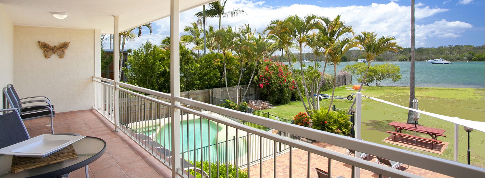 Value For Money Noosa Riverfront Accommodation